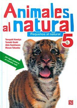 portada Animales al Natural 5