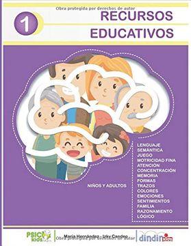 portada Recursos Educativos 1: Niños y Adultos