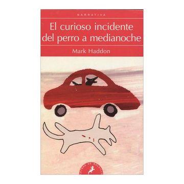 portada El Curioso Incidente del Perro a Medianoche