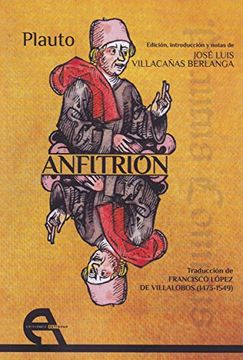 portada Anfitrión (Teatro)