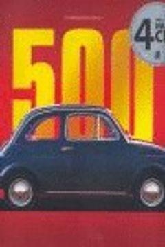 portada 500 Cinquecento (4 Music Cds)
