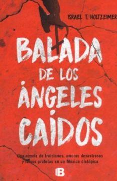 portada BALADA DE LOS ANGELES CAIDOS