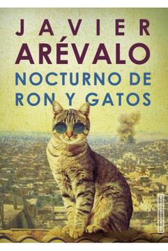 portada Nocturno de ron y Gatos (Nueva Edicion)