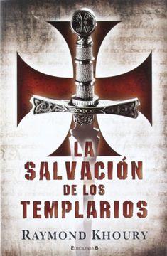 portada LA SALVACION DE LOS TEMPLARIOS (LA TRAMA)