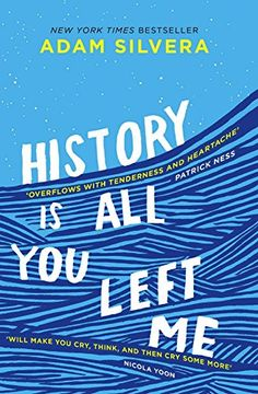 portada History Is All You Left Me