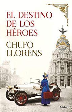portada El Destino de los Héroes
