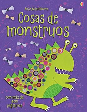 portada Cosas de Monstruos
