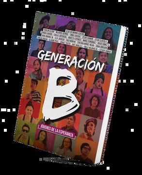 portada Generación b. Jóvenes de la Esperanza