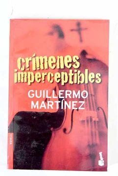 portada Crímenes imperceptibles