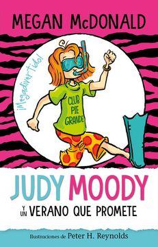portada Judy Moody y un Verano que Promete