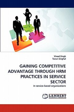 portada gaining competitive advantage through hrm practices in service sector