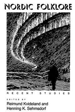 portada Nordic Folklore: Recent Studies (libro en Inglés)