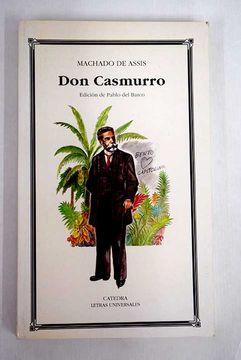 portada Don Casmurro