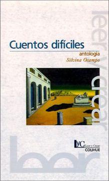 portada Cuentos Dificiles (Coleccion Literaria lyc (Leer y Crear)