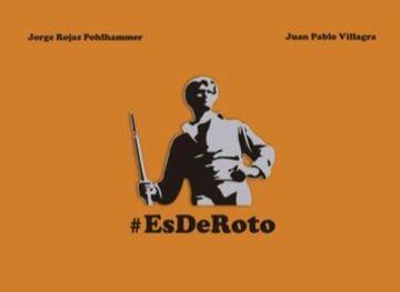 portada Es de Roto (#Esderoto)