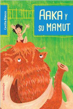 portada Aaka y su Mamut