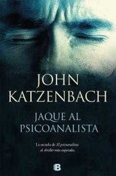 portada Jaque al Psicoanalista (el Psiconalista #2)
