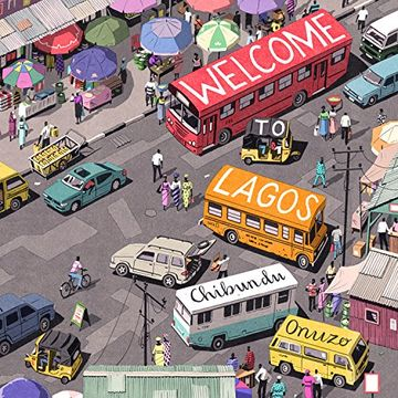 portada Welcome to Lagos (libro en Inglés) (Audiolibro)