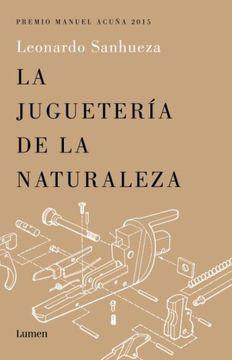 portada Jugueteria de la Naturaleza, la