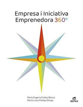portada Empresa i Iniciativa Emprenedora 360° (Ciclos Formativos) (libro en Catalán)