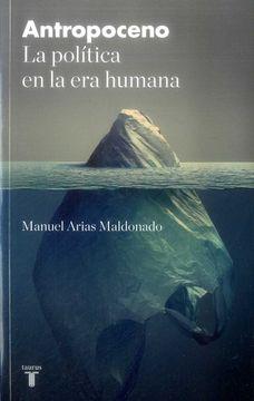 portada Planeta Antropoceno