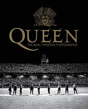 portada Queen: The Neal Preston Photographs
