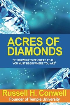 portada [(Acres of Diamonds )] [Author: Russell Herman Conwell] [Jul-2011]