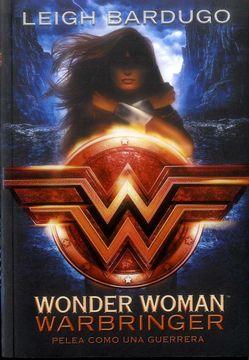 portada Wonder Woman: Warbinger, Pelea Como una Guerrera