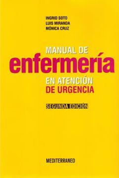 portada Manual de Enfermeria en Atencion de Urgencias 2 ed