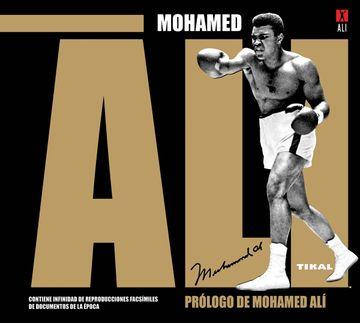 portada Mohamed ali (Personajes de la Historia)