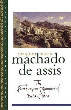 portada The Posthumous Memoirs of Brás Cubas (Library of Latin America) (libro en Inglés)