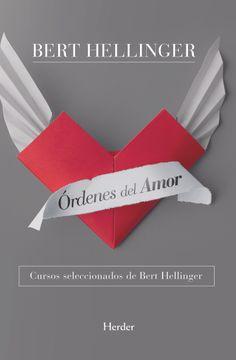 portada Órdenes del Amor: Cursos Seleccionados de Bert Hellinger