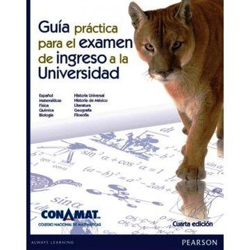 portada Guia Practica Para el Examen de Ingreso a la Universidad