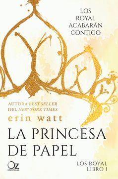 portada La Princesa de Papel