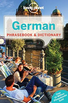 portada Lonely Planet German Phrasebook & Dictionary (Lonely Planet Phrasebook and Dictionary) (libro en Inglés)