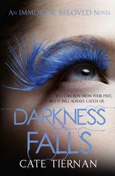portada Darkness Falls (Immortal Beloved Book Two) (Immortal Beloved 2) (libro en Inglés)