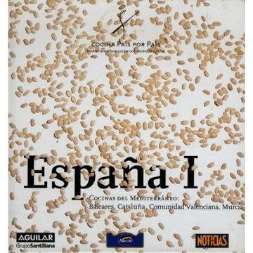 portada Cocina Pais Por Pais: España I