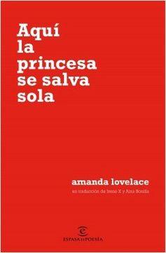 portada Aqui la Princesa se Salva Sola