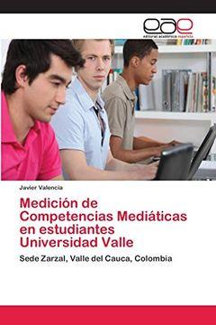 portada Medición de Competencias Mediáticas en Estudiantes Universidad Valle
