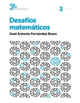 portada Cuaderno Desafios Matematicos 2 ep 17