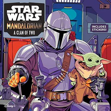 portada Star Wars: The Mandalorian: A Clan of two