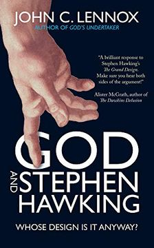 portada God and Stephen Hawking: Whose Design is it Anyway? (libro en Inglés)