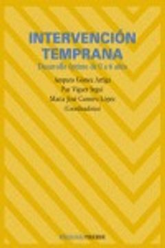 portada Intervención Temprana: Desarrollo Óptimo de 0 a 6 Años (Psicología)