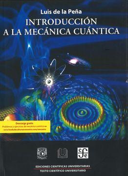 portada Introduccion a la Mecanica Cuantica