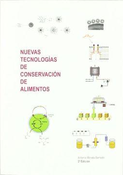 portada Nuevas Tecnologías de Conservación de Alimentos