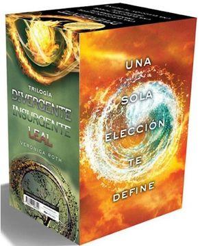 portada Trilogía Divergente