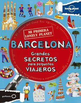 portada Mi Primera Lonely Planet Barcelona