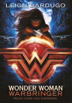 portada Wonder Woman: Warbringer (dc Icons 1)