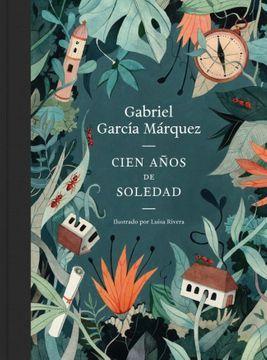 portada Cien Años de Soledad (Edicion Ilustrada)