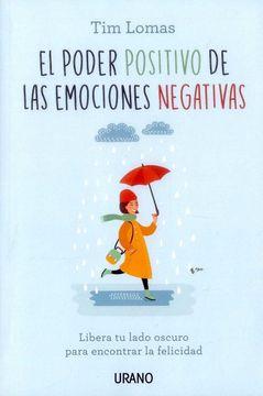 portada El Poder Positivo de las Emociones Negativas